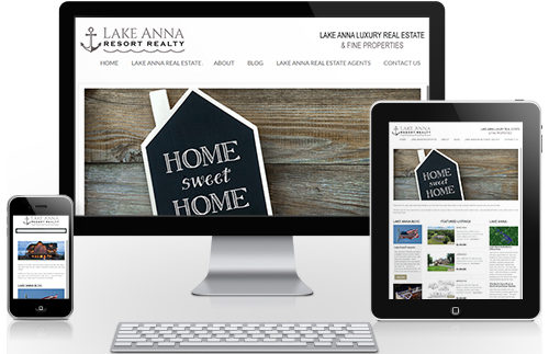 Searching the web for Lake Anna Real Estate